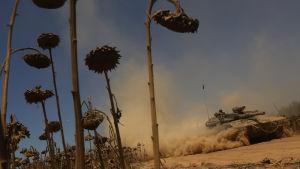 israelisk pansarvagn