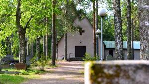 S:t Olofs kapell på Pellinge.