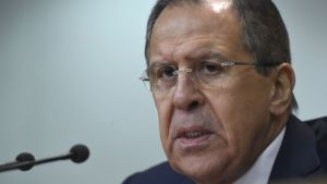 Sergej Lavrov, Rysslands utrikesminister