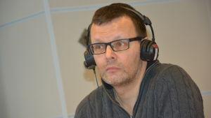 Roland Granberg i sportmåndag 13.4.2015