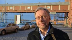 Åbo Akademis rektor Mikko Hupa.