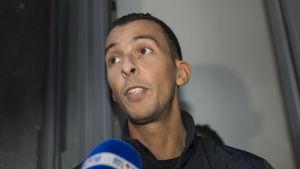Mohammed Abdeslam, bror till Salah Abdeslam.