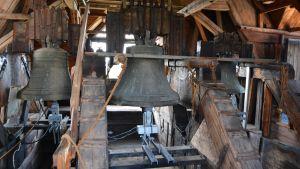 kyrkklockorna i borgå domkyrkas klockstapel