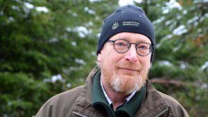 Arnold-Larsen Björn - arbetsledare på Skogsvårdsföreningen Skogsrevirets Borgåkontor 13.01.17