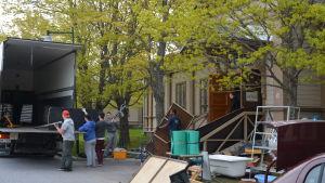 Novias scenkons flyttar från Vasa till Jakobstad.