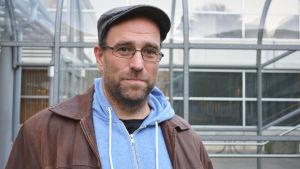 Kristofer Möller, skådespelare och pjäsförfattare