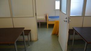 Sillankorva härbärge för bostadslösa i Åbo. Damavdelningen.