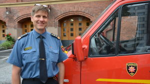 Torbjörn Lindström, Egentliga Finlands räddningsverk