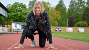 Jonna Berghem är redo för säsongen 2015.