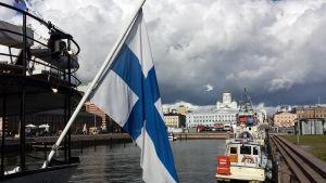 Vy från Helsingfors