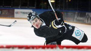 Jesse Puljujärvi går från klarhet till klarhet.