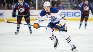Jesse Puljujärvi, Edmonton Oilers, november 2016.