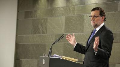 Rajoy avgar som partiledare