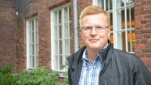 Fiskars nya fastighetsdirektör Kari Selkälä.