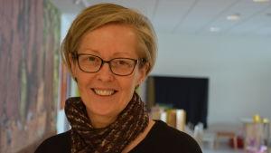 Birgitta Parikka städ- och kostchef Kimitoöns kommun.
