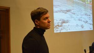 Planläggningsarkitekt Oliver Schulte-Tigges.