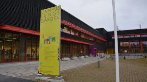 Campus Kungsgården i Vasa.