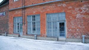 lilla chokladfabriken till konstfabriken