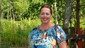 Teija Raninen är filmkommissionär i Västra Finland (2014).