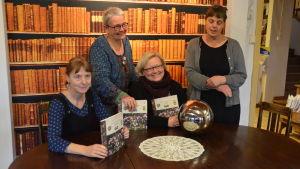 Kvinnor bakom boken Mat, Medicin och magi