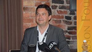 Den franske nationalekonomen Thomas Piketty