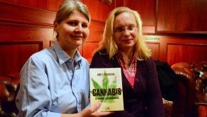 Amelie Andersson och Anne Sala-Sundell.