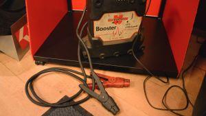 laddningsaggregat för ackumulatorer