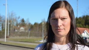 Janni Ölander, ansvarig skolkurator i Kimitoön.
