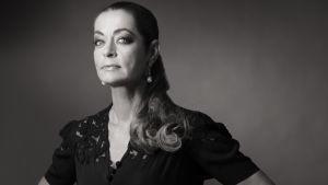 Modeskaparen Camilla Thulin är guidar oss till en hållbar stil i programmet Kvalitet.