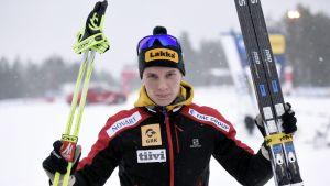 Matti Heikkinen 2015