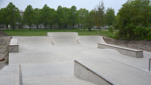 Pargas skatepark