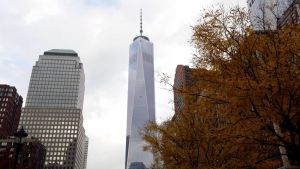 One World Trade Center New Yorkissa.