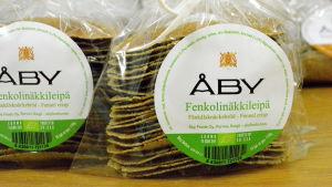 Knäckebröd från Åby Foods.