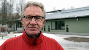 Porträttbild av Rabbe Dahlqvist.