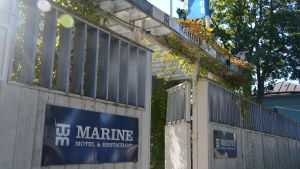 Motell Marine i Ekenäs