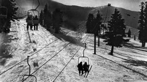Squaw Valley, 1966.
