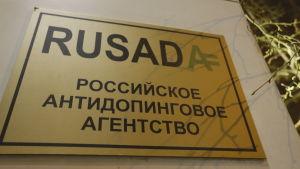 Den ryska antidopningsbyrån har städat upp i verksamheten.