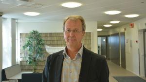 John Erickson, kundrelationschef på Finnvera i Österbotten.