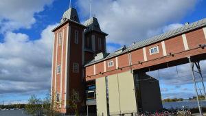 Havtornen vid Åbo Akademi i Vasa.