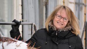 Petra-Maria Haglund