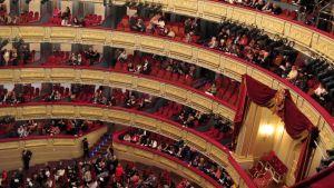 Madridin teatteri, Real Madrid