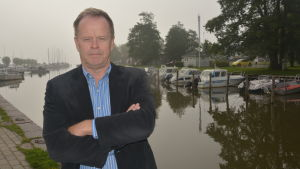Ingås kommundirektör Jarl Boström.