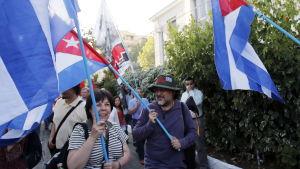 Kubanska flaggor