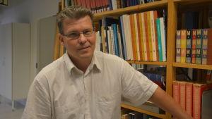 Dan Lindholm är museichef för Västra Nylands landskapsmuseum.