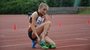 Zenitha Eriksson, SFIM, juli 2014