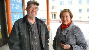 Kimmo och Sirkka Lehtinen.