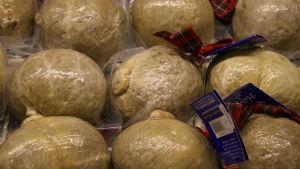 Skottlands nationalrätt haggis