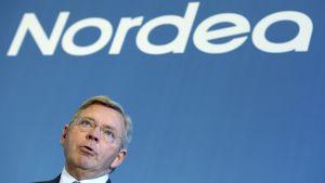 Christian Clausen, vd för Nordea