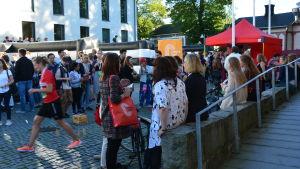 street festival åbo akademi