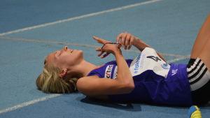 Camilla Richardsson, Vasa IS, 2015.